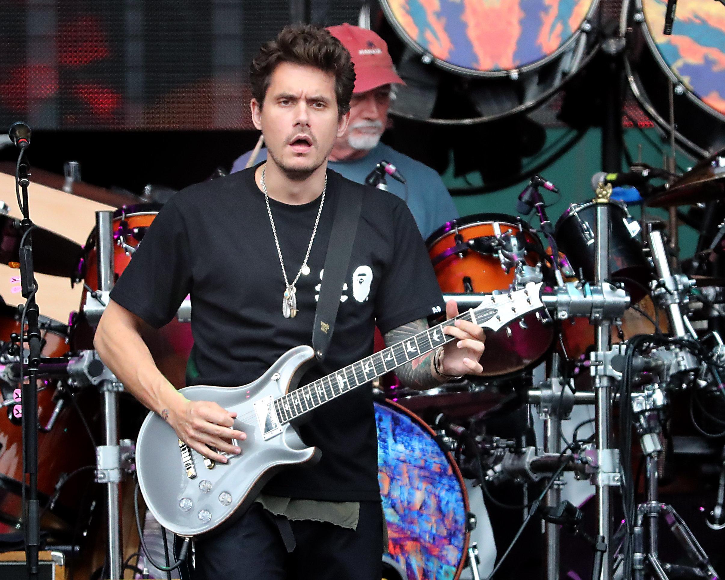 John Mayer Responds To Ex Katy Perry's Sex