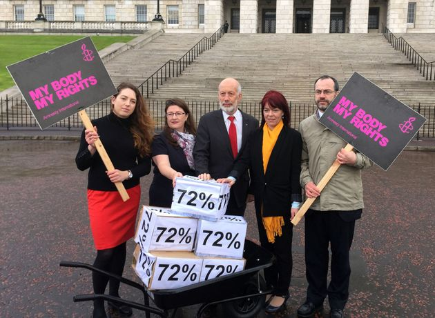 Campaigners call for change to Northern Ireland abortion