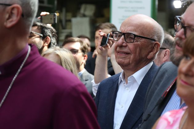 Rupert Murdoch (pictured) will have his bid to take full control of Sky investigated by competition
