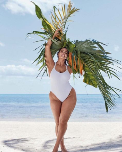 Ashley Graham Explains Why Victoria's Secret Should Choose Her To Be Their New