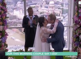 'This Morning' Emotional Live Wedding Has Viewers Bawling Their Eyes Out