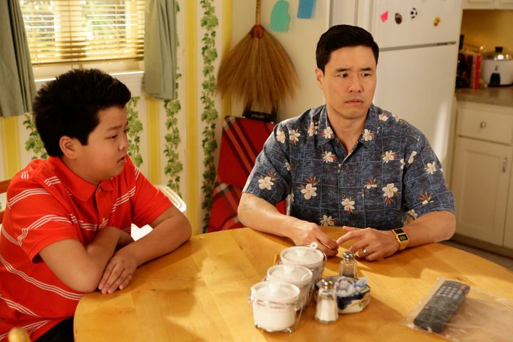 "A scene from the ABC series ""Fresh Off The Boat."""