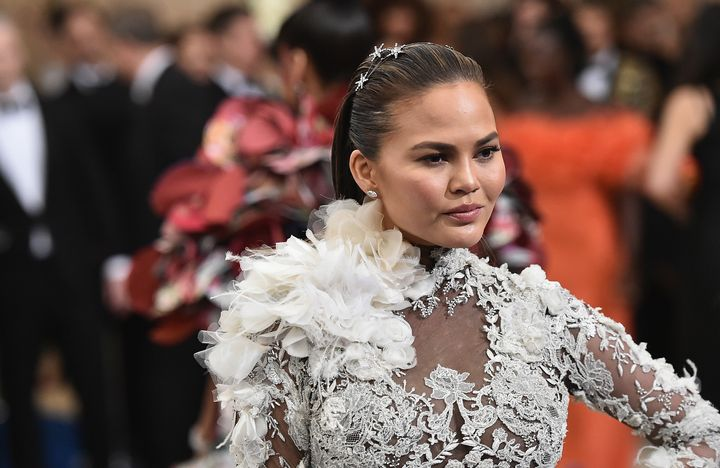Thanks for being you, Chrissy Teigen.