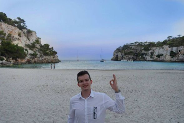 Guy Flies From Newcastle To London Via Menorca Because It's Cheaper Than The