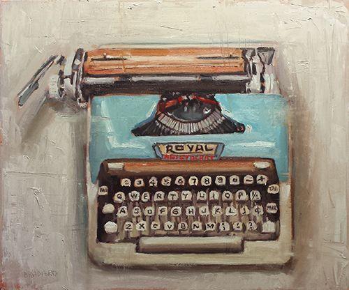 Royal Aristocrat Typewriter