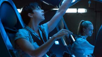 Dane DeHaan and Cara Delevingne star in Luc Besson's VALERIAN AND THE CITY OF A THOUSAND PLANETS.