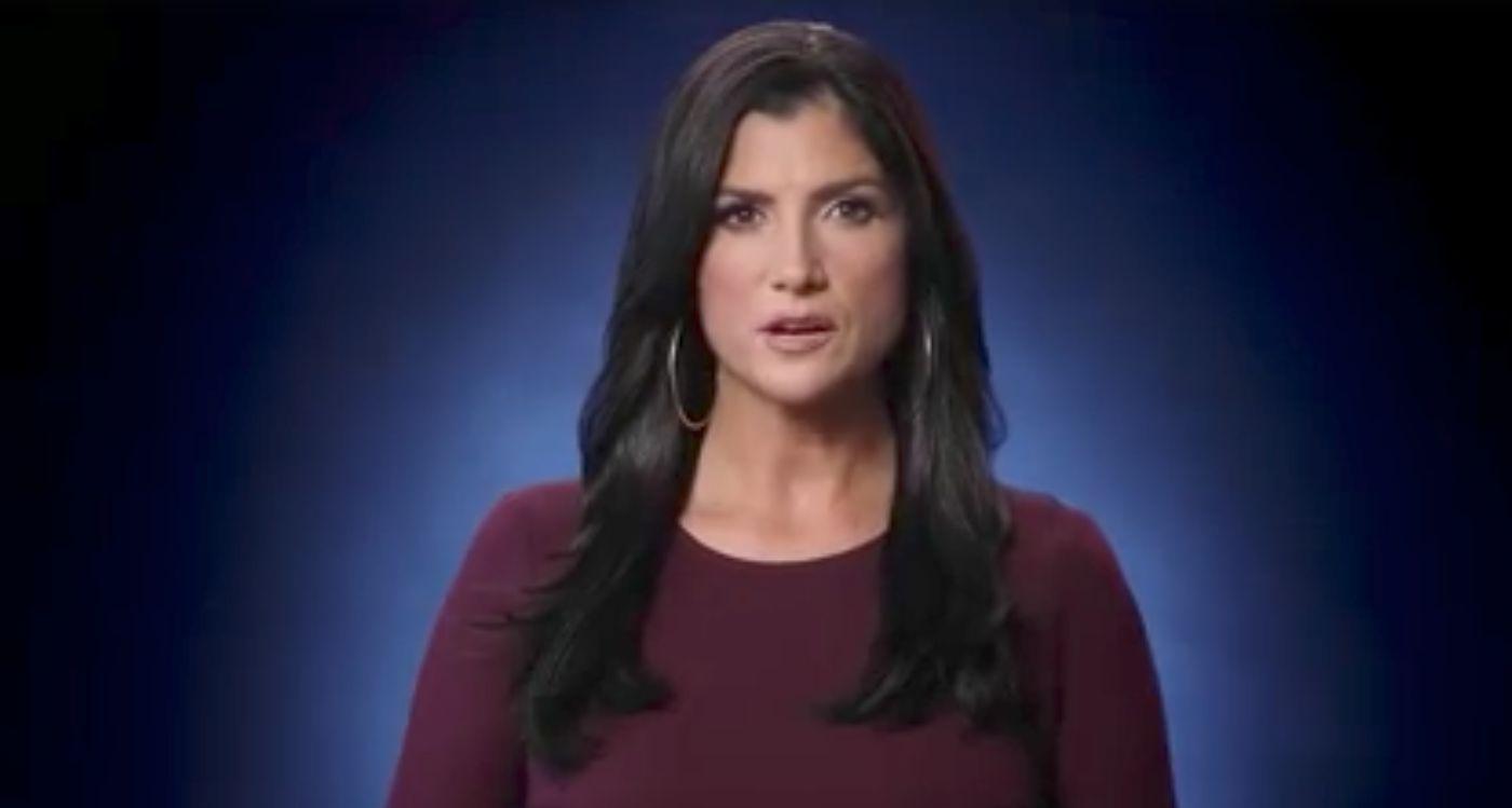 Dana Loesch, a conservative talk-show host, narrating a recent NRA ad.