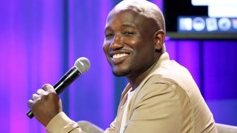 SAN FRANCISCO, CA - JUNE 03: Actor Hannibal Buress performs onstage at the Larkin Comedy Club during Colossal Clusterfest at Civic Center Plaza and The Bill Graham Civic Auditorium on June 3, 2017 in San Francisco, California.  (Photo by FilmMagic/FilmMagic)