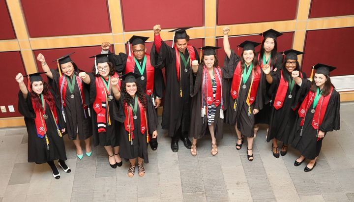 Cornell University McNair Research Scholars, Class of 2017