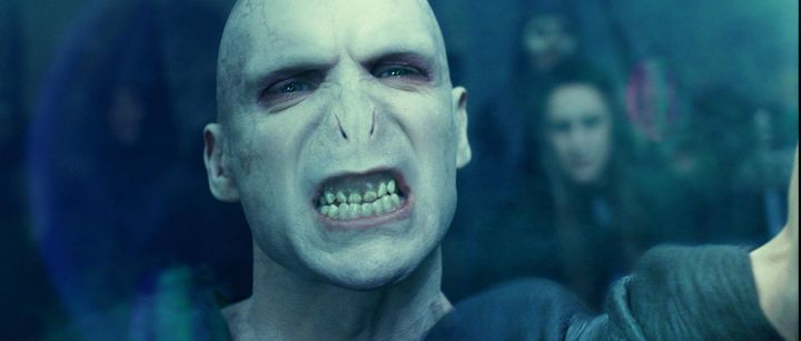 Voldemort Almost Had A Really Weird Death In 'Harry Potter