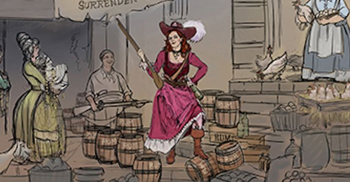Disney to Change Auction Scene in 'Pirates of the Caribbean' Attraction