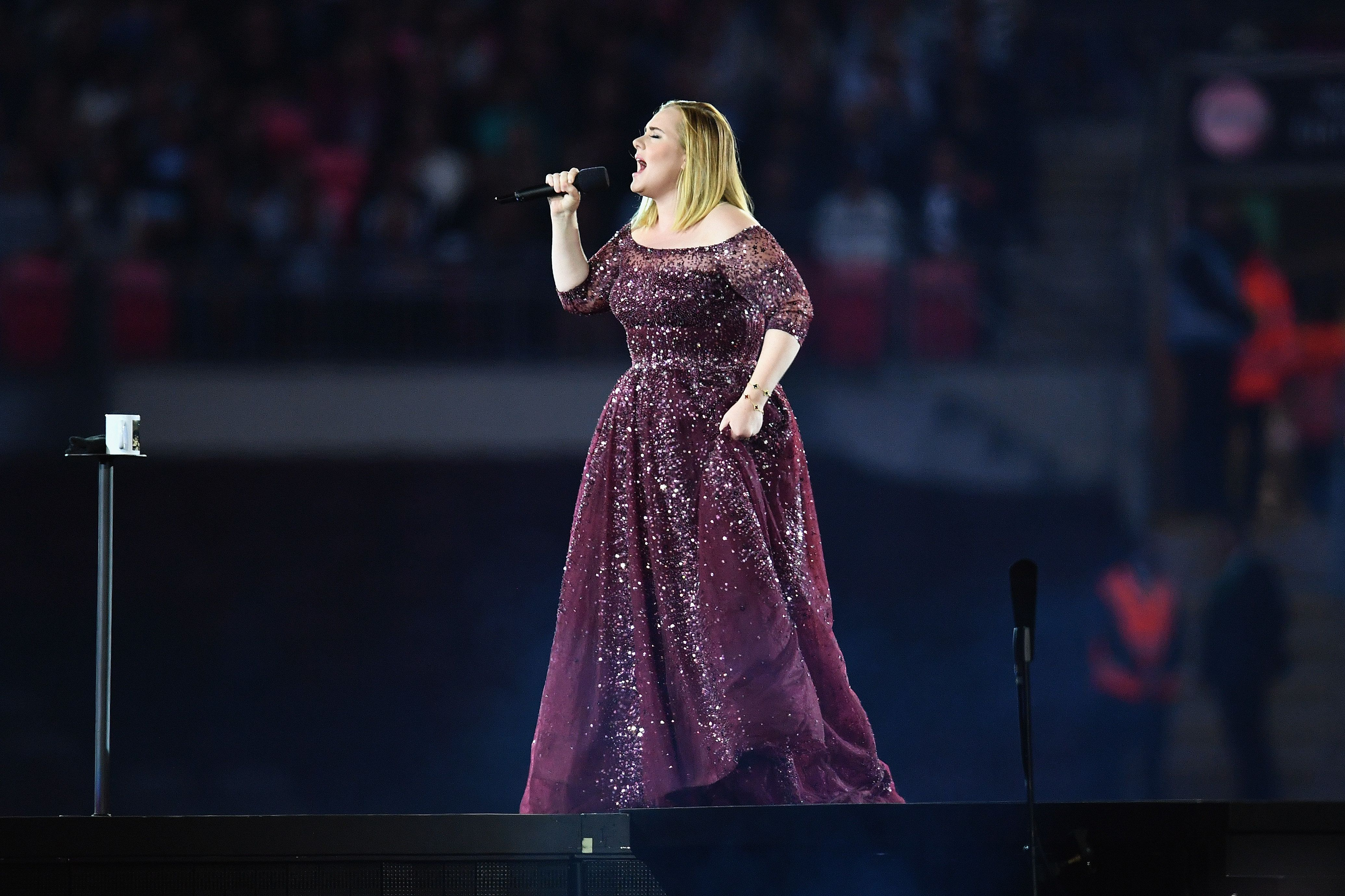 Adele Surpasses Her Own Swearing Record During Wembley Stadium Show