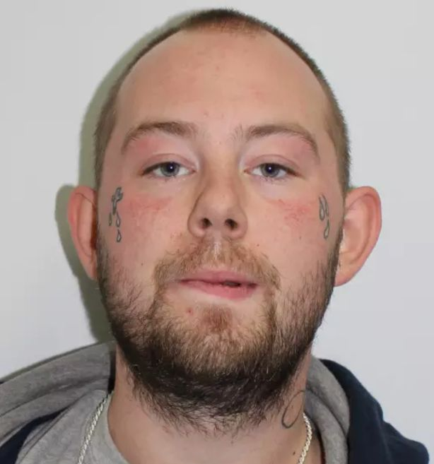 Police would like to speak to John Tomlin in connection with the