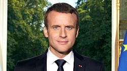 Emmanuel Macron's Official Portrait Sparks The Mother Of All Photoshop