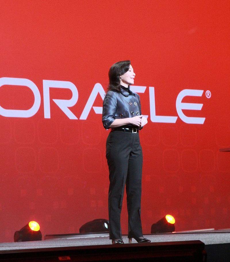 Safra Catz, Oracle Corporation, CEO