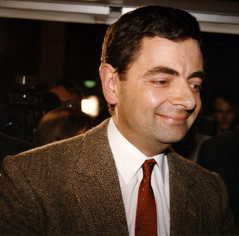 "<a rel=""nofollow"" href=""https://en.wikipedia.org/wiki/Rowan_Atkinson"" target=""_blank"">Rowan Atkinson</a>. Photo was taken at"