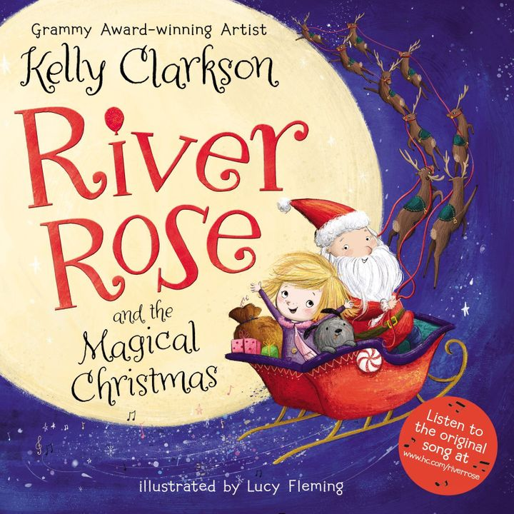 <i>River Rose and the Magical Christmas </i>will hit shelves on October 24.