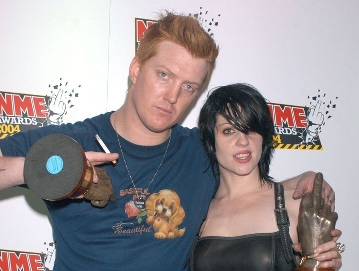 Watch Josh Homme And Brody Dalle Play At A 6th Grade