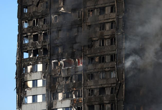 <strong>The fire is being investigated by a judge-led