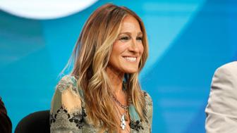 """Executive Producer and cast member Sarah Jessica Parker participates in a panel for the series """"Divorce"""" at the HBO Television Critics Association Summer Press Tour in Beverly Hills, California, U.S. July 30, 2016. REUTERS/Danny Moloshok"""