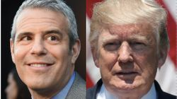 Andy Cohen Thinks Trump Might Be Stealing Ideas From 'Real