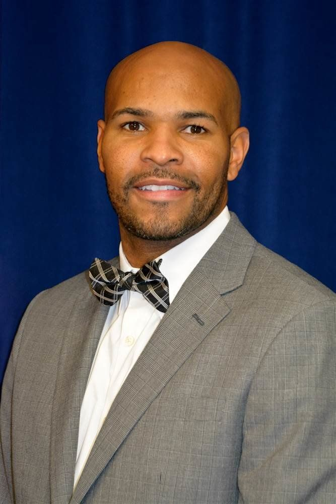 Dr. Jerome Adams, Indiana health commissioner