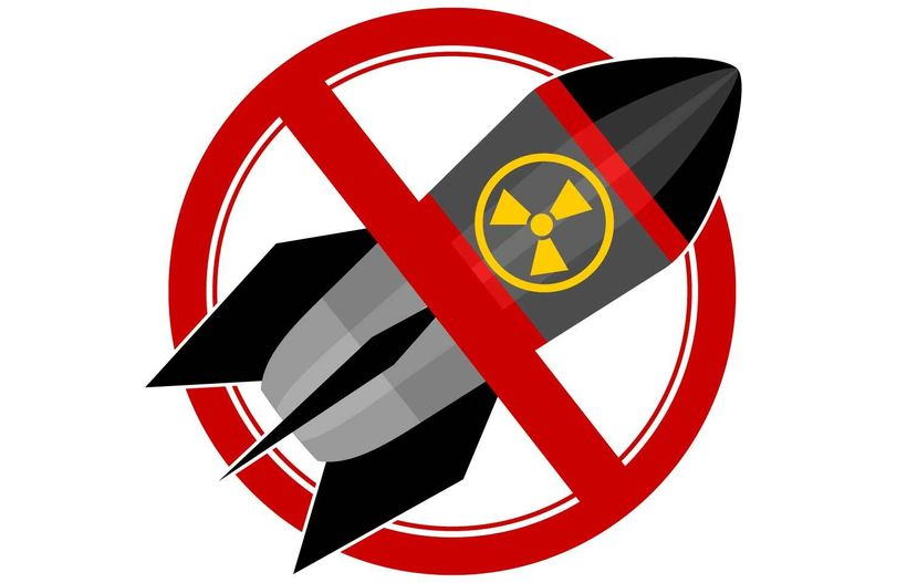Support for the U.N. ban on nuclear weapons is growing.