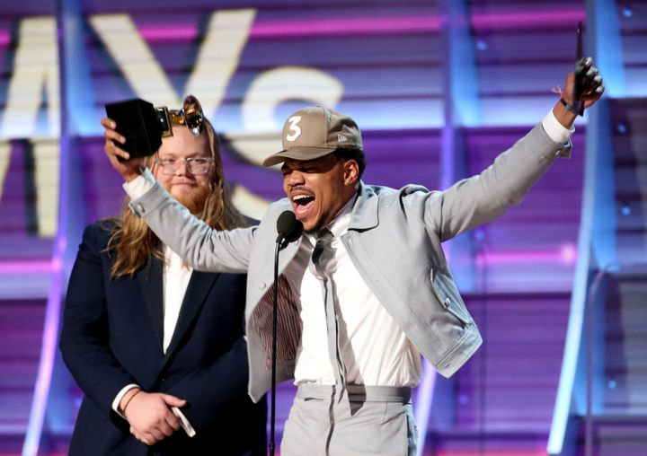 "Chance the Rapper has an exquisite <a href=""http://www.xxlmag.com/news/2015/07/chance-the-rapper-gives-back-to-chicago-charit"