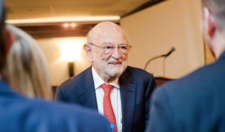 Tyler Prize 2017 laureate José Sarukhán