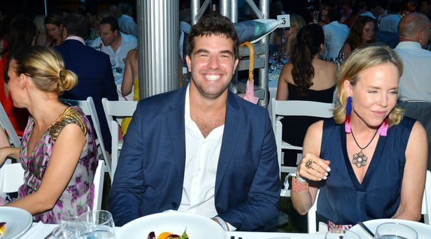 Billy McFarland, shown here at a New York benefit in July 2016. Federal prosecutors accuse him of using...