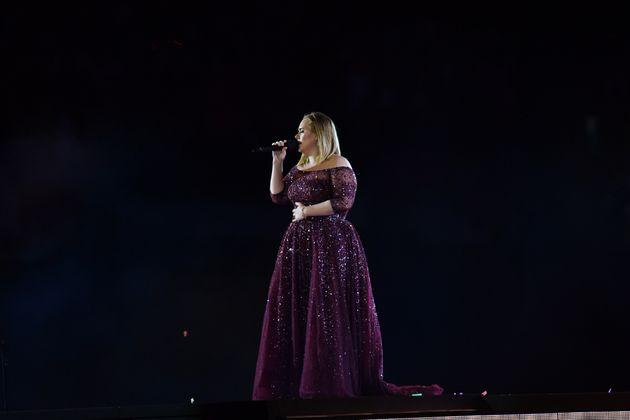 Adele shares devastation at canceling weekend London shows