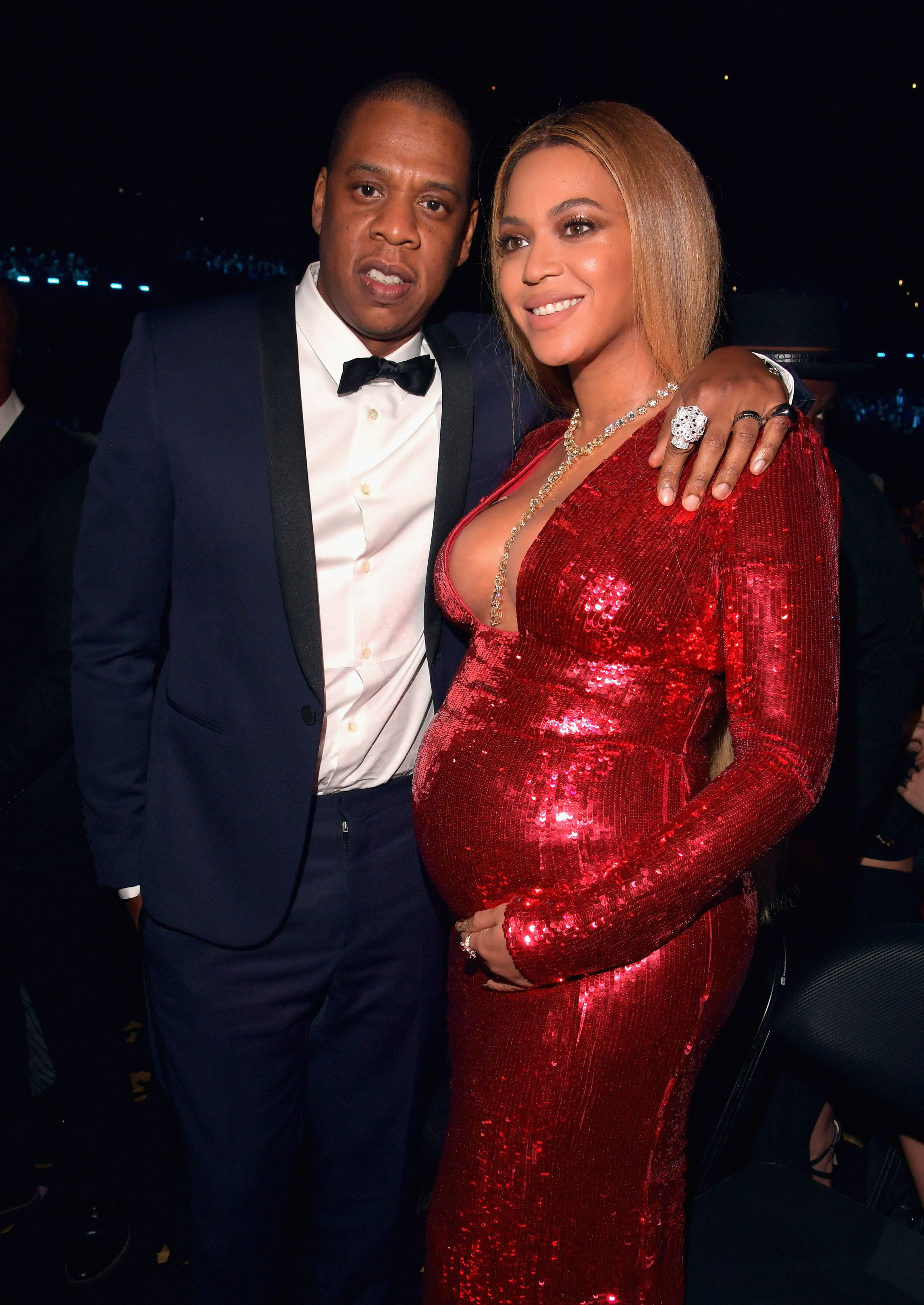 Have Beyoncé And Jay-Z Just Revealed The Names Of Their