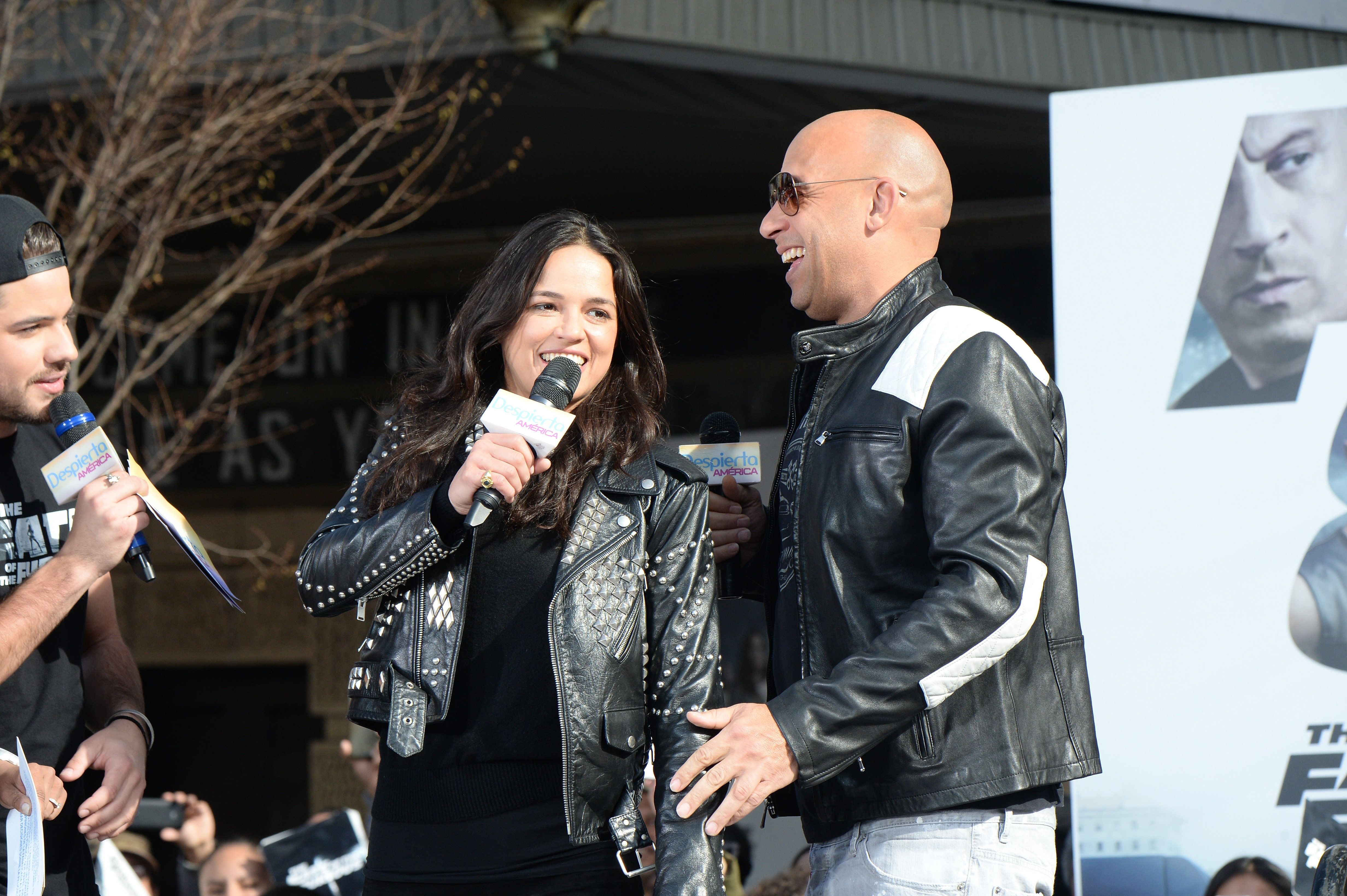 Vin Diesel Weighs In On Co-star's Push For Women To Be Treated