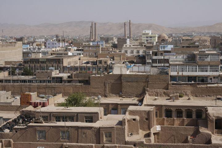 Herat, Afghanistan.