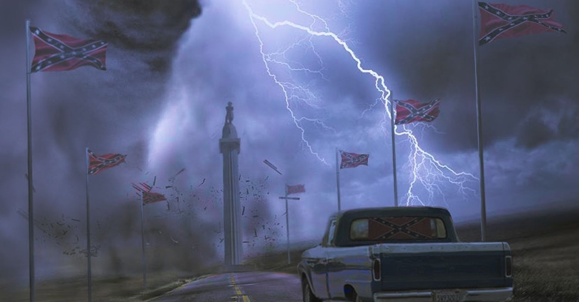 Confederate Pushback: Bad Weather is A-Coming