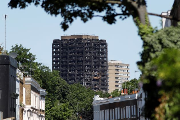Victims of the Grenfell disaster have cast doubt on