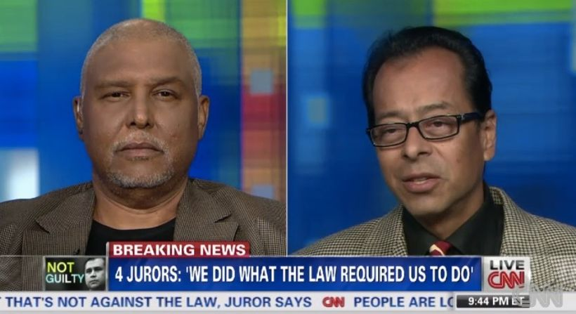 Lon Cryer and David Aldana previously spoke with CNN to explain exactly what was required of them as OJ jurors. They both par