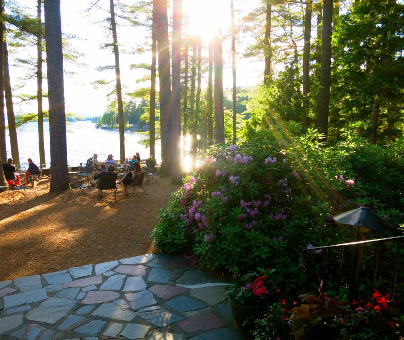 Migis Lodge, Sebago Lake ME