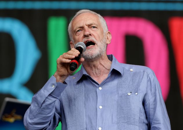 Jeremy Corbyn'sLabour party has 'a lot more work to do' before it wins a general