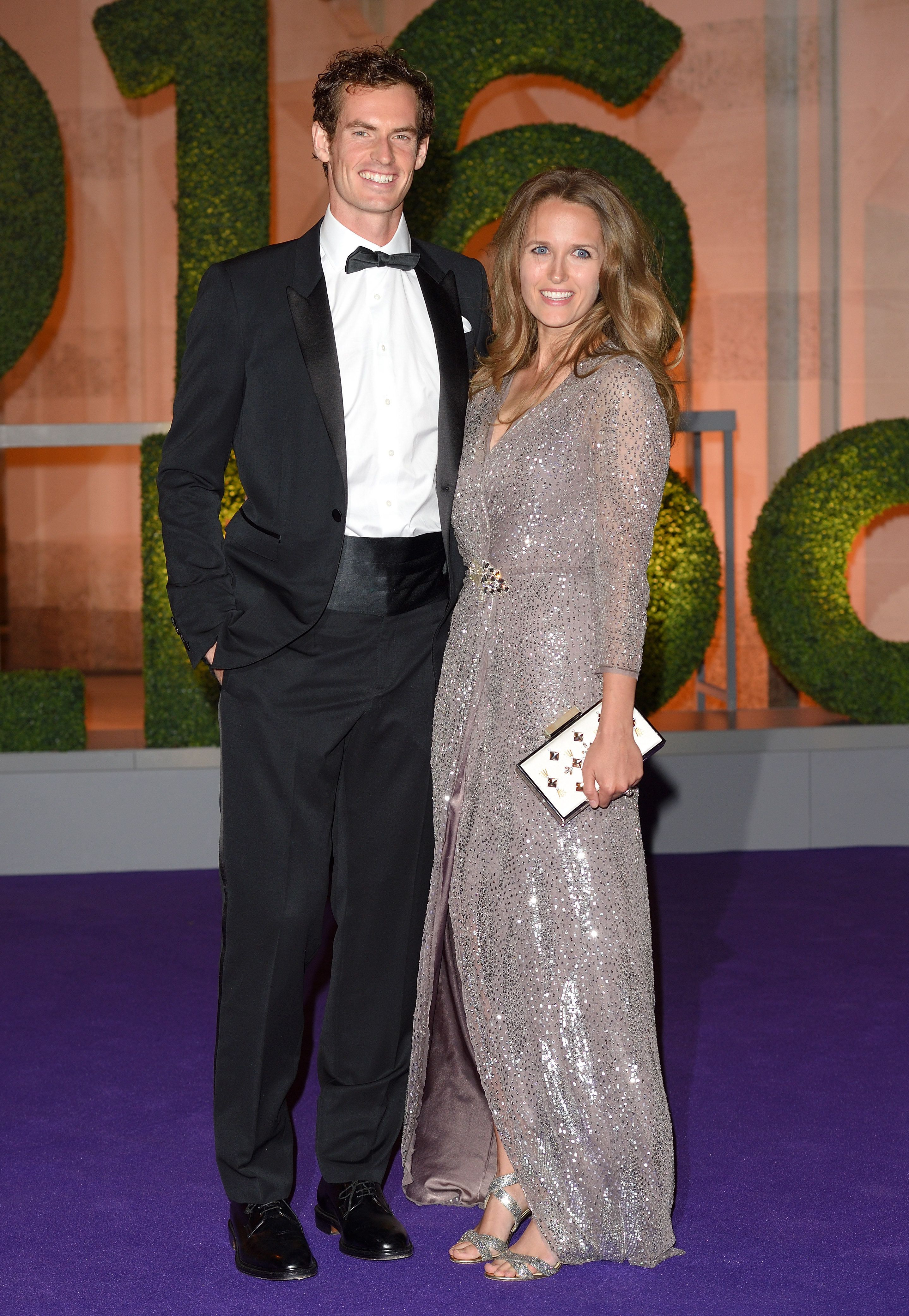Andy Murray Reveals Wife Kim Sears Is Pregnant With Their Second