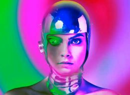 Cara Delevingne Debuts A New Hairstyle As She Morphs Into A Robotic Woman For GQ