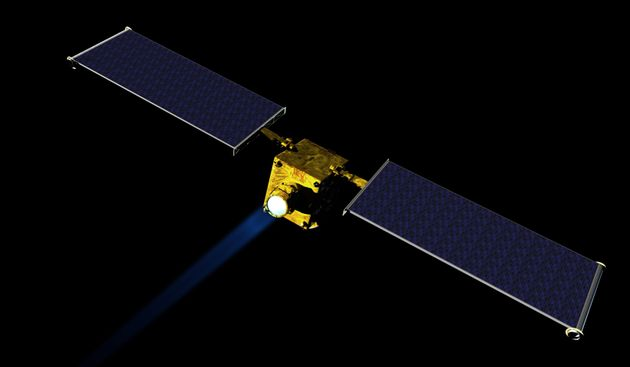 NASA To Deflect Asteroid Away From Earth Using Fridge-Sized