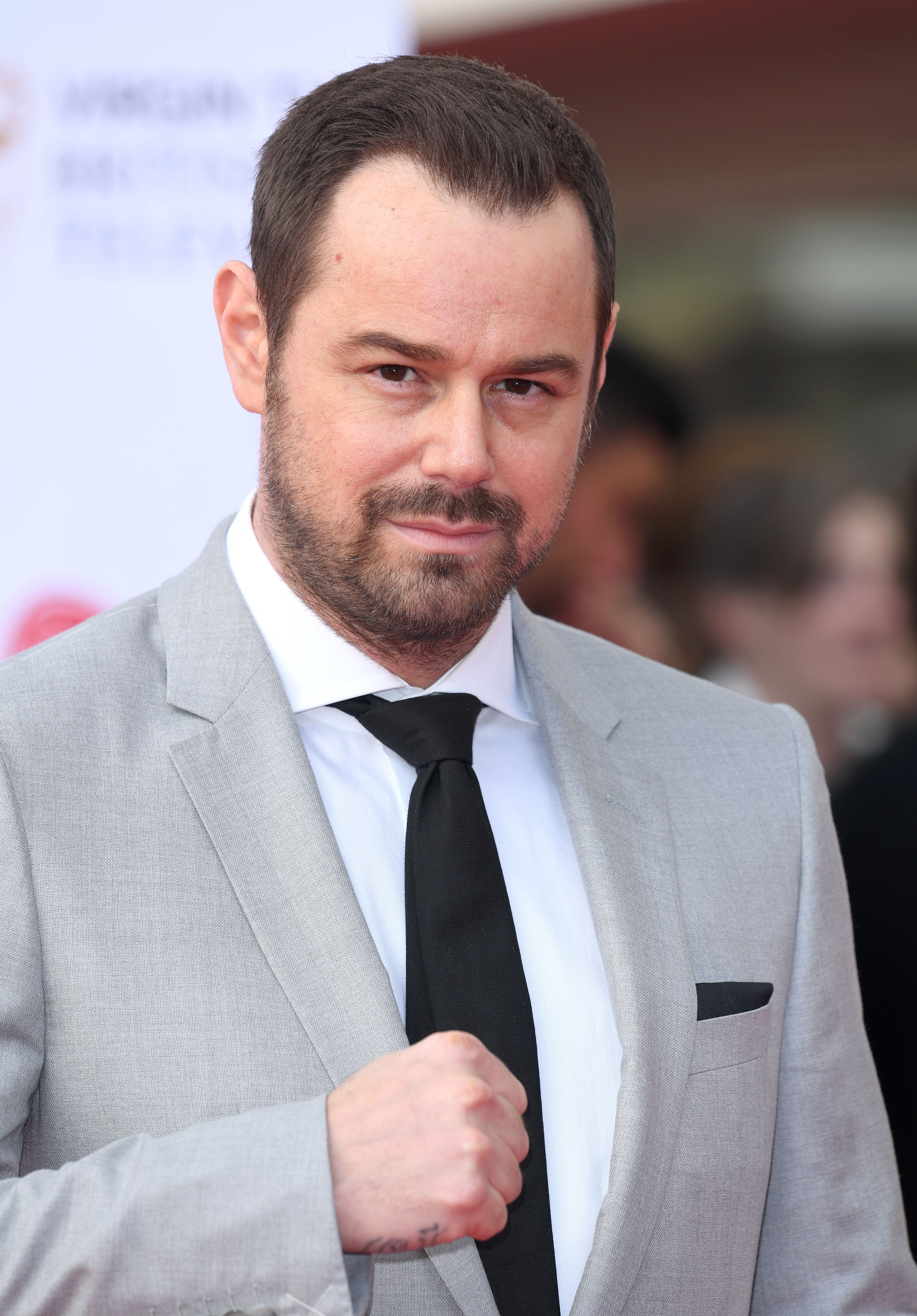 'EastEnders' Addresses Claims Danny Dyer Is 'Fearing For His