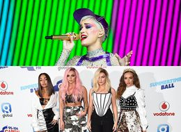 Katy Perry Makes Subtle Dig At Little Mix When Quizzed About Politics In Music