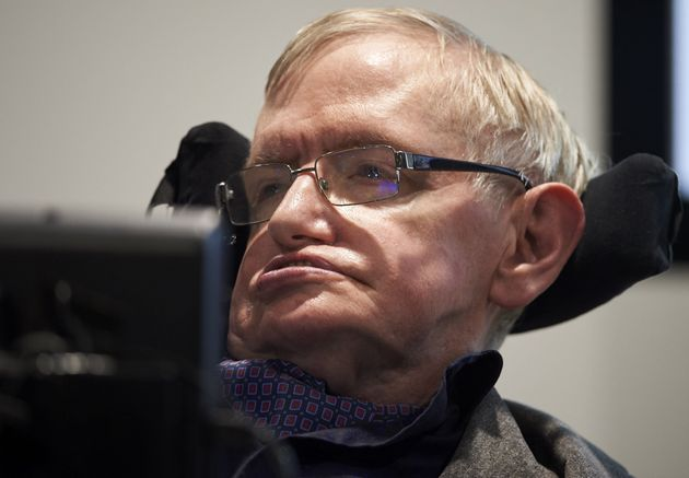 Professor Stephen Hawking Warns Trump's Actions Could Push Earth's Climate 'Over The
