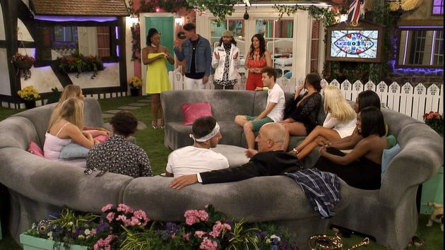 The current crop of 'Big Brother'