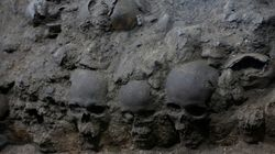 Aztec Tower Of 650 Human Skulls Unearthed In Mexico