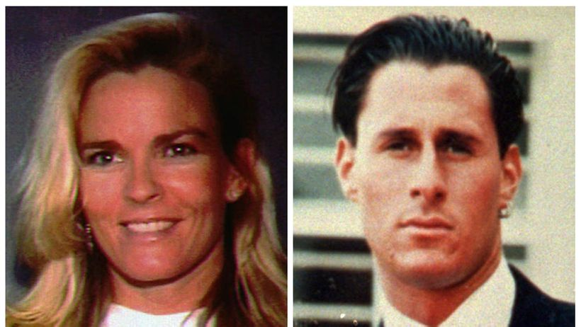 Murder victims Nicole Brown Simpson and Ron Goldman