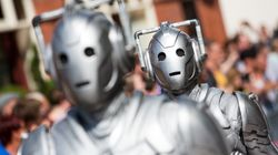Go Behind The Scenes Of 'Doctor Who' Stunt