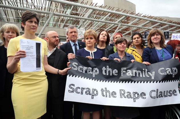 DUP Must Not Backslide On Fight Against 'Rape Clause' And Family Cap, Says Alison